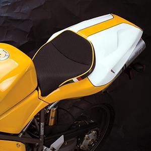 Sargent Duca... Ducati 748 Monoposto Seat