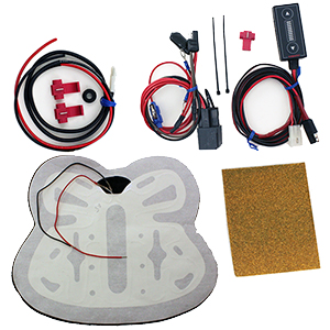 Enjoyable Sargent Complete Diy Heated Seat Kit Wiring Digital Resources Sapebecompassionincorg