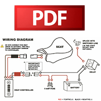 sargent heated seat instruction pdfs sargent heated seat wiring diagram