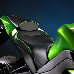 Sargent Z1000 Sx Tourer Front Motorcycle Seat